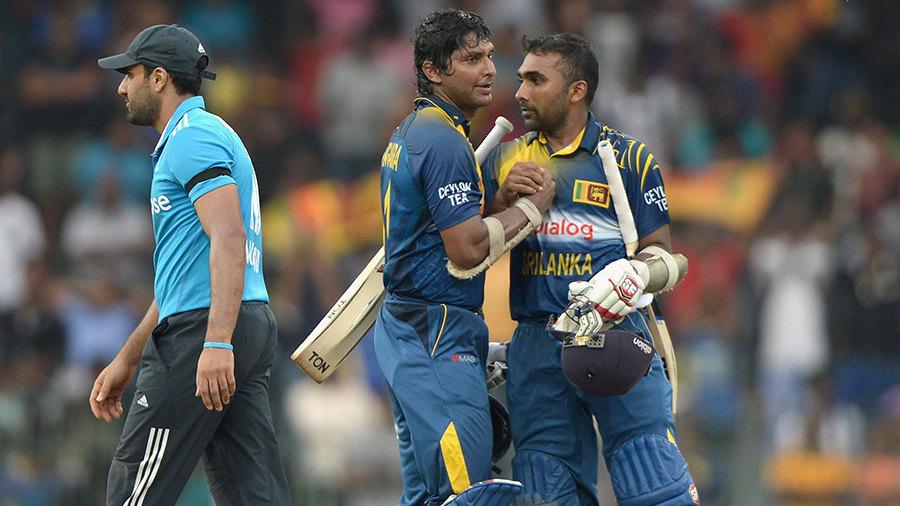 Kumar Sangakkara and Mahela Jayawardene shared their 15th century stand in ODIs