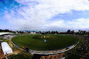 An overview of Bay Oval in Mount Maunganui, Mount Maunganui, October 21, 2014