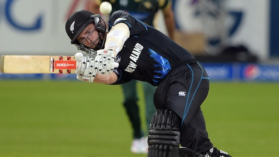Kane Williamson played some attractive shots during his stay