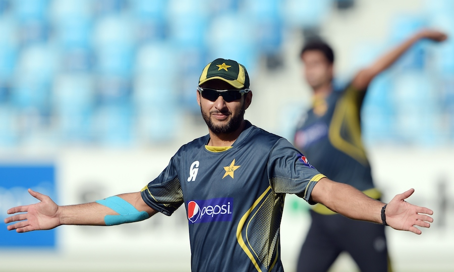 Afridi top pick at Caribbean Premier League draft