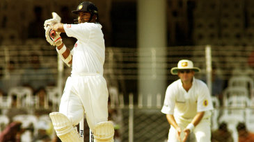 S Ramesh pulls on his way to a hundred