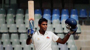 Suryakumar Yadav scored a hundred in his first match as Mumbai captain