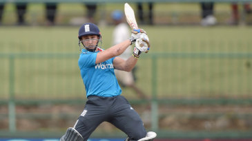 James Taylor attacks off the back foot