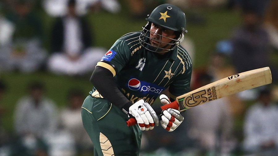 Nasir Jamshed chipped in with 30