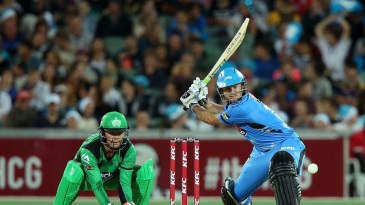 Tim Ludeman carved out the fastest fifty in the Big Bash League