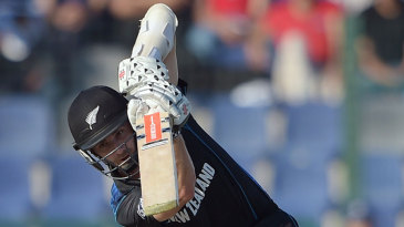Kane Williamson collected yet another fifty