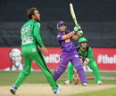 Jonathan Wells top-scored for Hurricanes with 68 off 44 balls, Melbourne Stars v Hobart Hurricanes, Big Bash League 2014-15, Melbourne, December 20, 2014