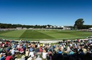 Hagley Oval hosted New Zealand's first Boxing Day Test in 11 years, New Zealand v Sri Lanka, 1st Test, Christchurch, 1st day, December 26, 2014