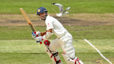 Nothing seemed to distract Ajinkya Rahane during his century knock