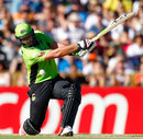 Jacques Kallis thumped 70 off 49 balls, Perth Scorchers v Sydney Thunder, BBL 2014-15, Perth, January 1, 2015