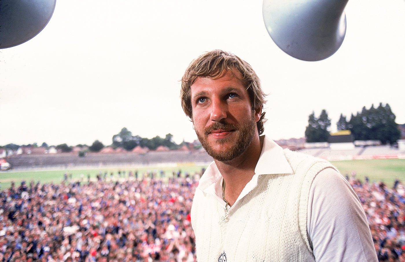 Ian Botham: real-life superhero