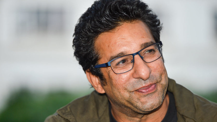 Wasim Akram talks about fast bowling during an interview with ESPNcricinfo