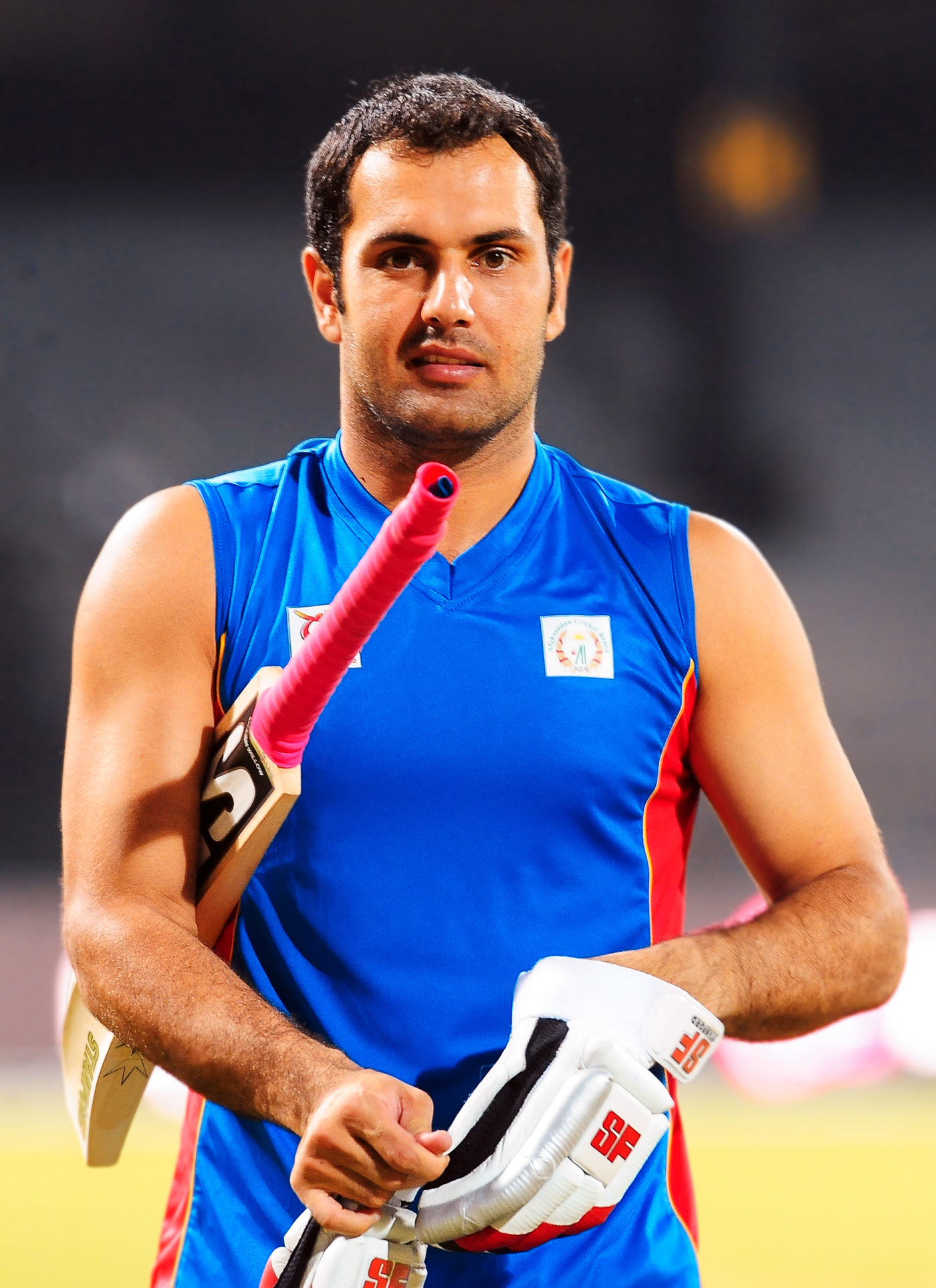 Mohammad Nabi, a senior statesman of Afghanistan cricket at 29, made his first-class debut playing for MCC