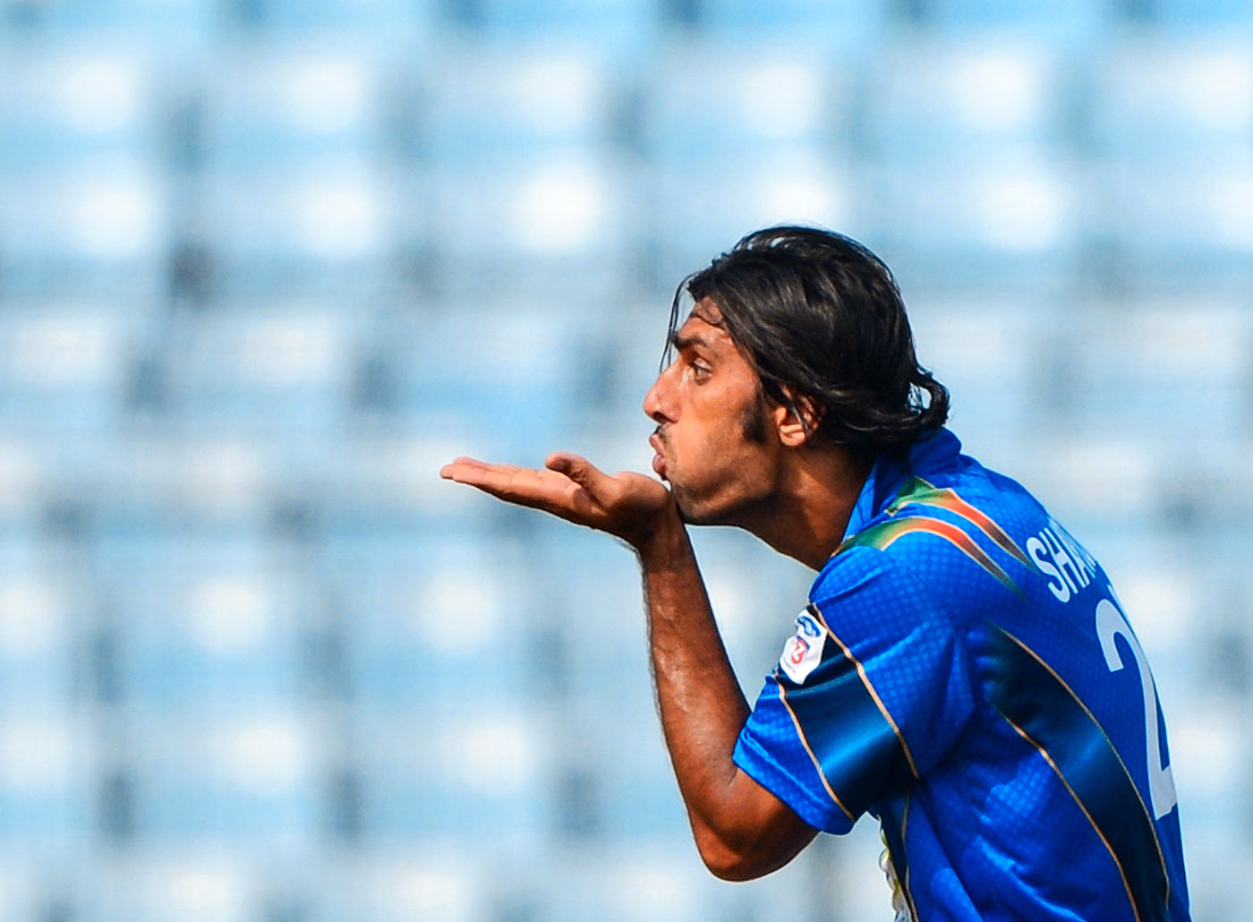 The expressionist: Shapoor Zadran