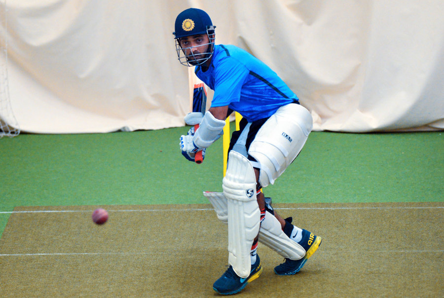 The obsessive: Rahane went to nets till two days before his wedding, and has in the past cut short a leisure trip to be able to practise