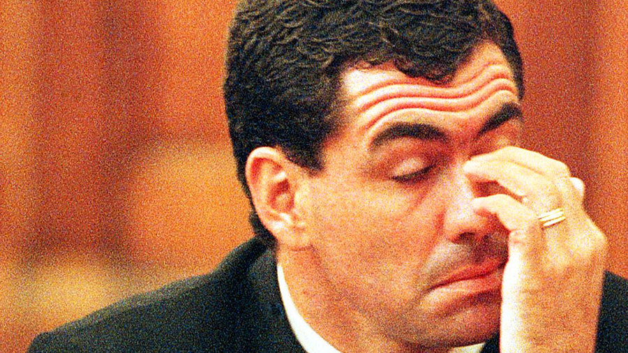 A tired Cronje at the King commission trials