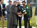 Ali Waqas was named Man of the Match for his 99, Federal United v Punjab Badshahs, Pentangular One Day Cup 2014-15, Karachi, January 5, 2015