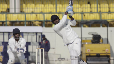 Pankaj Jaiswal slammed 35 off 11 balls