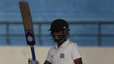 Rohan Prem's century salvaged a draw for Kerala