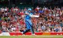 Craig Simmons hit 46 off 34 balls, Sydney Sixers v Adelaide Strikers, Big Bash League 2014-15, Sydney, January 14, 2015