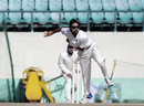 Jharkhand's Shahbaz Nadeem claimed 4 for 77, Himachal Pradesh v Jharkhand, Ranji Trophy, Group C, Dharamsala, 3rd day, January 15, 2015