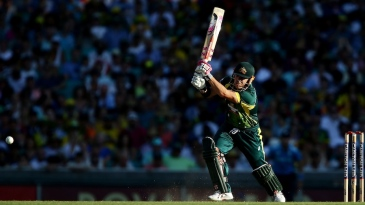 David Warner scored a quick fifty