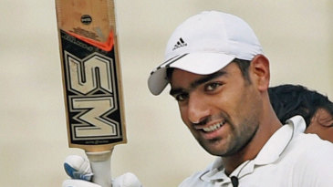 Adil Reshi made 58 in J&K's second innings