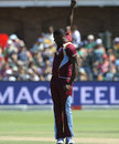 Russell gets West Indies up in thriller