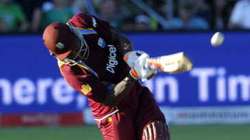 Andre Russell cuts loose