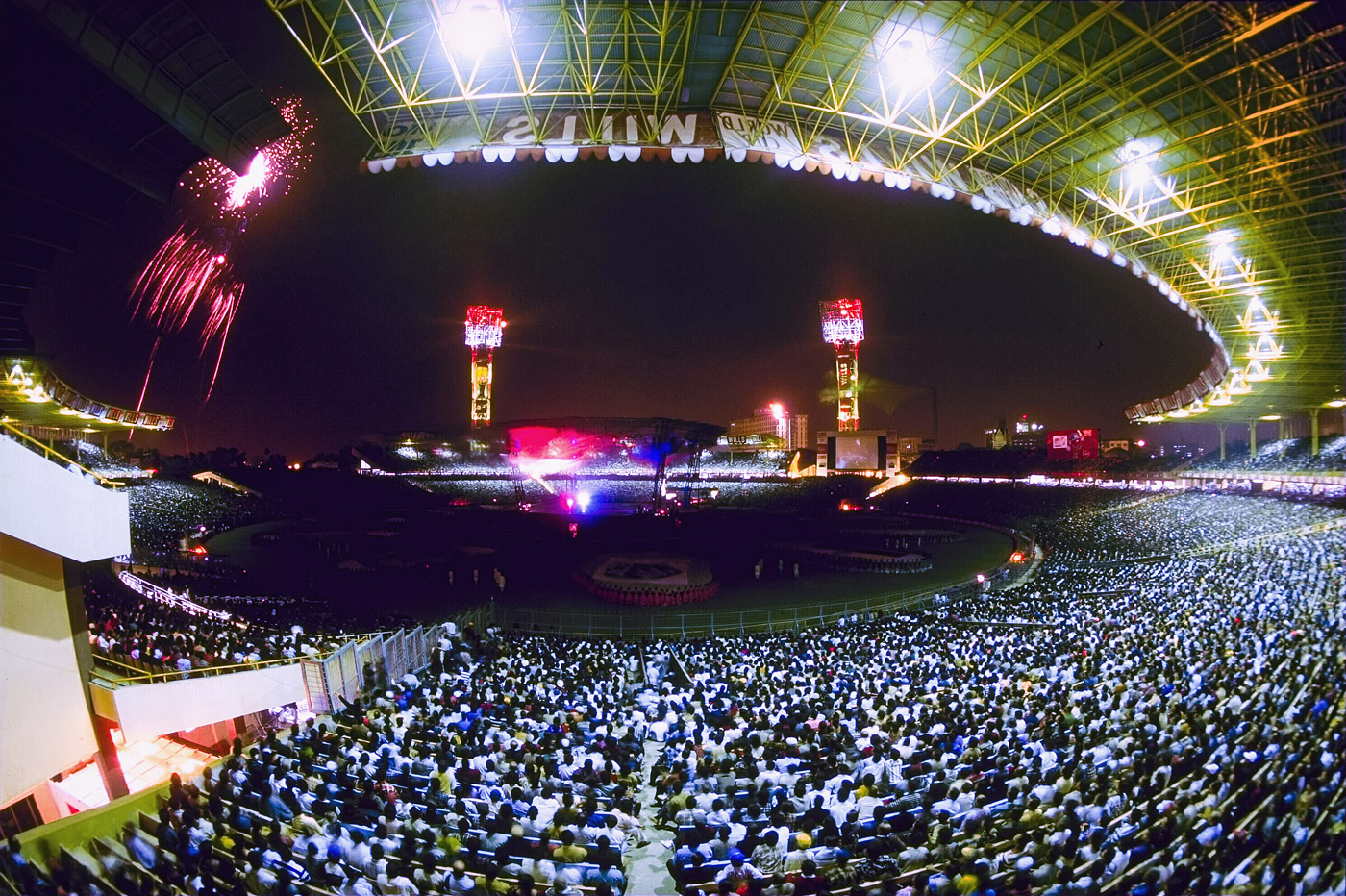 The 1996 opening ceremony: is cricket's priority producing a television spectacular or a top-notch sporting event?