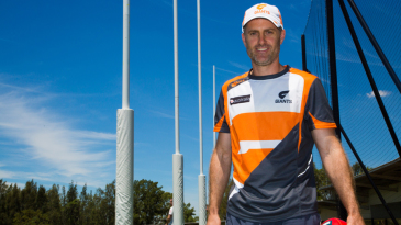 Simon Katich has taken up a post at the GWS Giants Football Club
