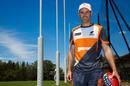 Simon Katich has taken up a post at the GWS Giants Football Club, Sydney