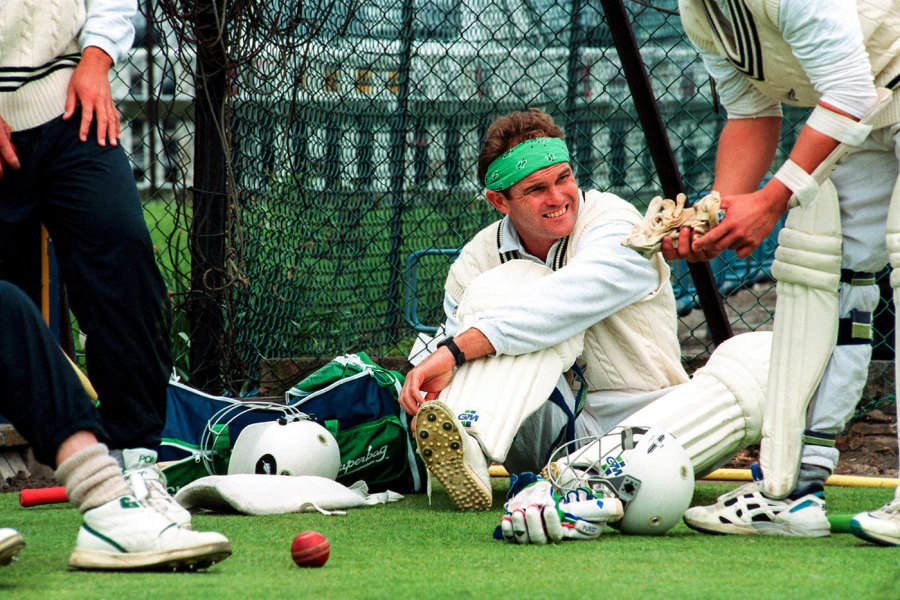 The strategist: Martin Crowe shone with bat and brain in the 1992 tournament