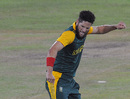 Wayne Parnell enjoyed a productive evening, South Africa v West Indies, 5th ODI, Centurion, January 28, 2015