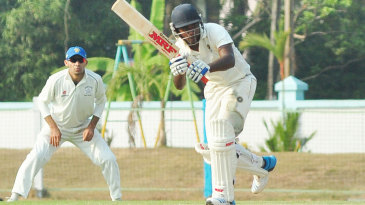 Sanju Samson's 207 lifted Kerala to a first-innings score of 483