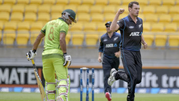 NZ vs PAK 1st ODI Highlights 2015