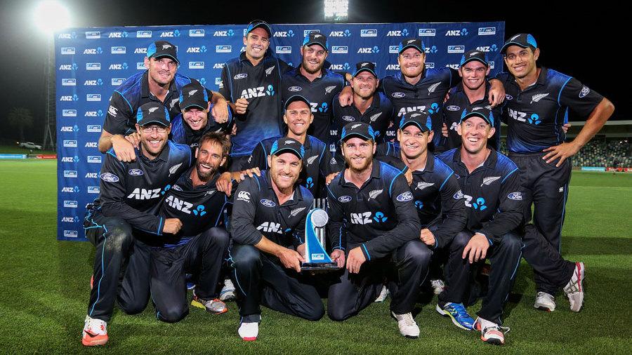 Pakistan Tour Of New Zealand  Squad
