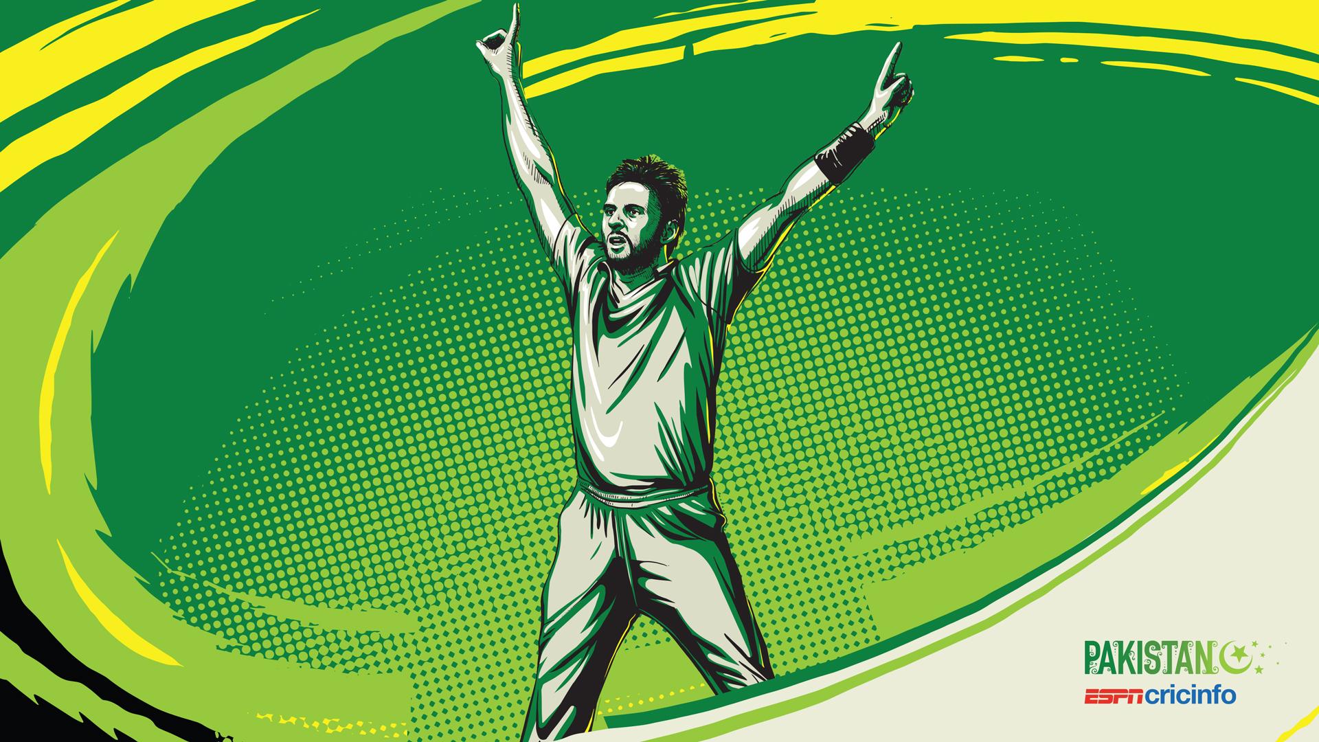 World Cup Pakistan Cricket Wallpapers Espncricinfocom