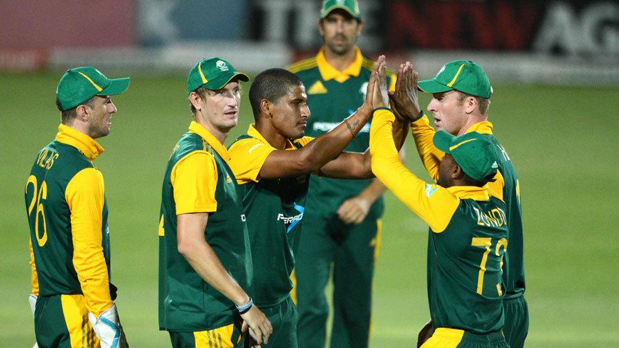 South Africa vs Sri Lanka 3rd Warm up World Cup 2015