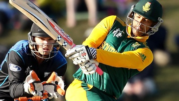 JP Duminy was the top-scorer with 80