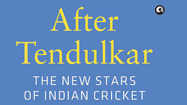 Cover of <i><b>After Tendulkar: The New Stars of Indian Cricket</i>