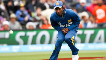 Jeevan Mendis dropped Corey Anderson on 43