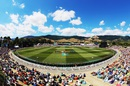 The Saxton Oval provided a picturesque setting to the contest, Ireland v West Indies, World Cup 2015, Group B, Nelson, February 16, 2015