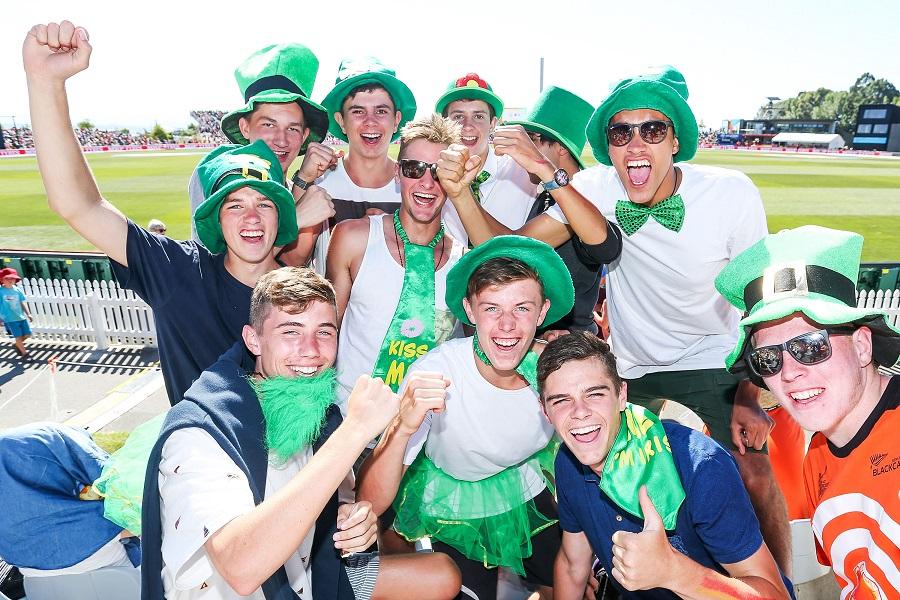 Fans had plenty of reasons to smile cricket photo espn cricinfo