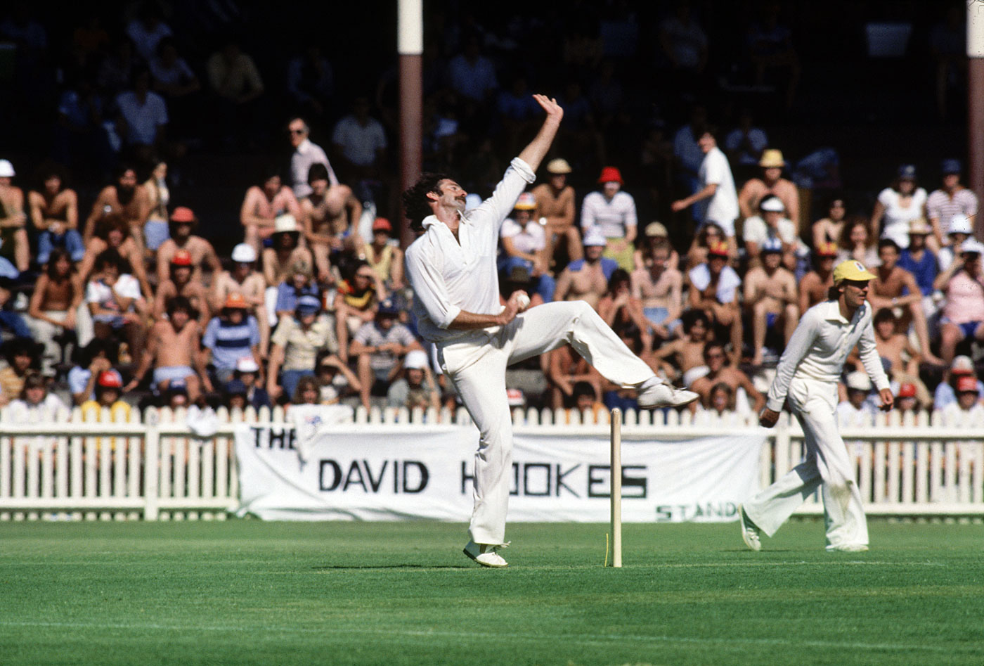 Lillee had pace and smarts