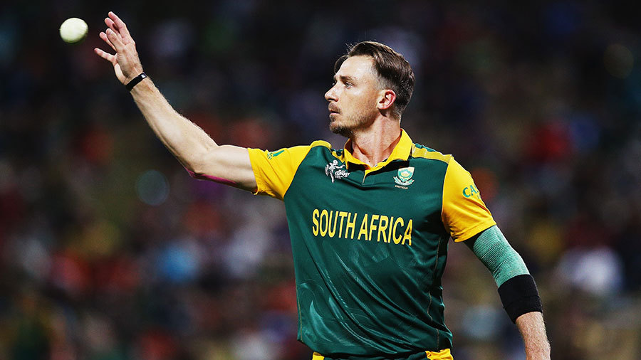 Dale Steyn conceded 64 runs in his nine overs