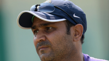 Virender Sehwag close-up