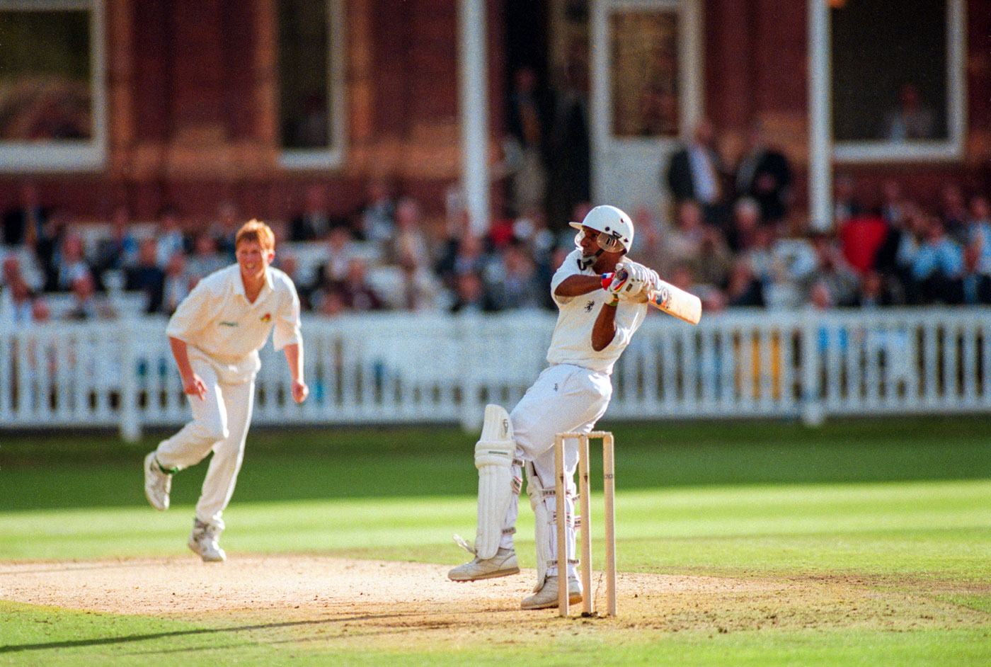 A season with Kent a year before the World Cup reignited Aravinda de Silva's hunger for runs