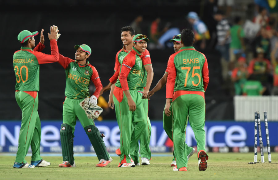 Bangladesh pressed that advantage further and beat Afghanistan by 105 runs, their biggest win in the World Cups