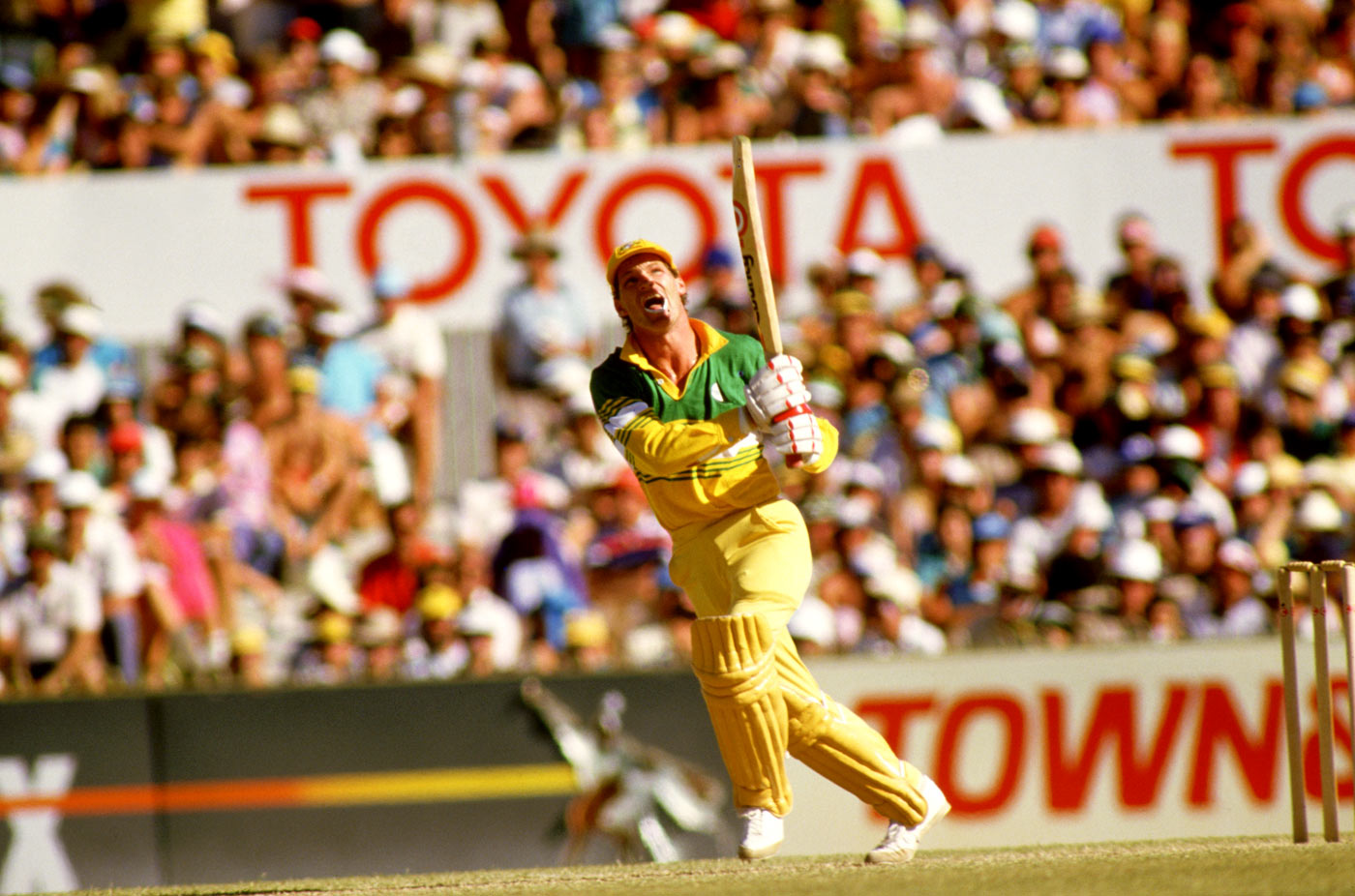 Dean Jones was a generation ahead of his time in one-day batting and fielding